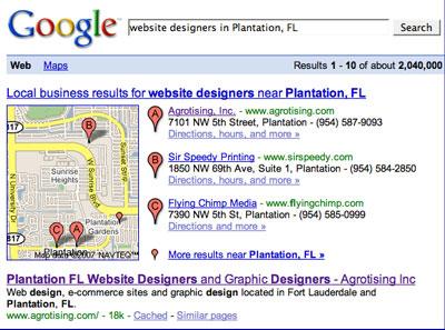LocalSearch-Google